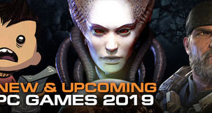 New & Upcoming PC Games