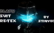 Dead Space 3 All Black Suits - StinVec Re-Textures Mod