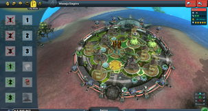 Spore City Walls Mod