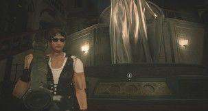 Resident Evil 2 Remake Retro Resident Evil 2 Project...