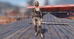 Fallout 76 Vault (Swim) Suit Mod