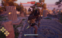 Assassin's Creed Odyssey Effects and Interface...