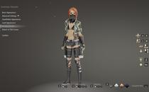 Code Vein Play as Rin Murasame Mod