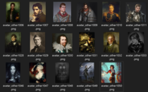 Sunless Sea New Lively Player Portraits Mod