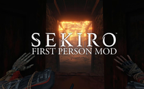 Sekiro: Shadows Die Twice First Person Mod