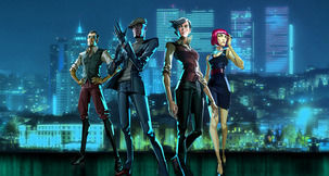 Invisible, Inc. Rewired Assets Mod