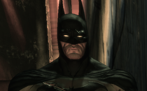 Batman: Arkham Asylum White Comic Eyes Mod