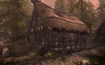 The Elder Scrolls V: Skyrim Falkreath [New Houses]