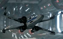 Star Wars Battlefront 2 (2017) Blue Squadron T-65...