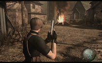 Resident Evil 4 HD Ultimate HD Plus Reshade Mod