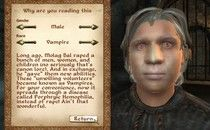 The Elder Scrolls IV: Oblivion Playable Vampire Race...