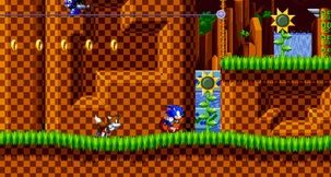 Sonic Mania Adventures of Sonic The Hedgehog