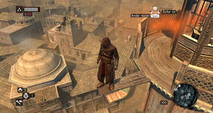 Assassin's Creed: Revelations Altair Brown Robes Mod