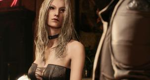 Devil May Cry 5 DMC4 Trish Face Model Mod