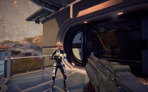 Mass Effect: Andromeda First Person Toggle Mod