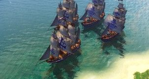 Age of Empires III Unleashed Mod