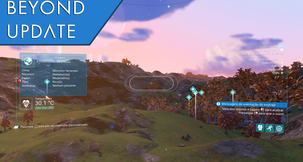 No Man's Sky Beyond Clean Analysis Visor Mod