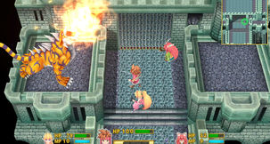 Secret of Mana More Enemy and Boss HP Mod