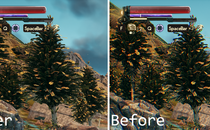 The Outer Worlds Chromatic Aberration Remover Mod