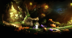 Ori and the Blind Forest Ori's Dream ReShade Mod