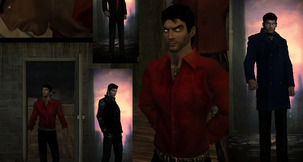 Vampire: The Masquerade - Bloodlines Tremere Skin...