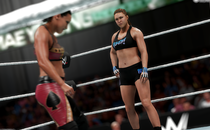 WWE 2K19 Ronda Rousey (Evolution 2018) Mod