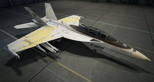 Ace Combat 7: Skies Unknown FA-18F -Mercy- (Classic)...