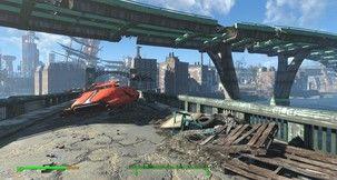 Fallout 4 Highway Runner Mod