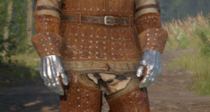 Kingdom Come: Deliverance Light Armor Fix Perk Mod