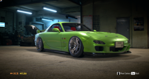 Need for Speed 2017 Lowest Ride Mod