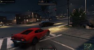 Mafia III Better Car Camera Mod