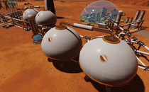 Surviving Mars Extra Large Water Tank Mod