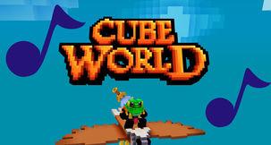 Cube World Custom Music Pack Mod