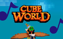 Cube World Custom Music Pack Mod