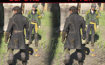 Assassin's Creed Syndicate Hide Jacob Frye's Belt Mod
