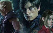 Resident Evil 2 Remake Final Fantasy VII Remake...