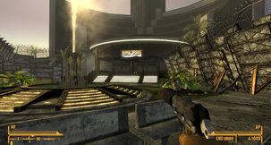 Fallout: New Vegas Secret Police Pistol Mod