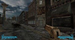 Fallout: New Vegas Buck's Steakhouse Mod