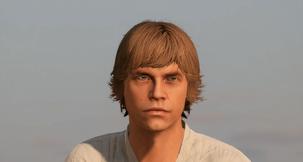 Star Wars Battlefront 2 (2017) Improved Farmboy Luke...