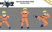 Dragon Ball Xenoverse 2  Naruto Uzumaki (Kid)