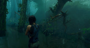 Shadow of the Tomb Raider Shadow of the RTX Card