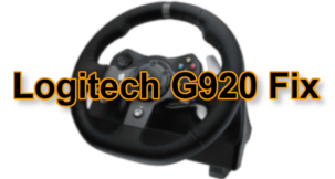 Driver: San Francisco Logitech G920 Fix Mod