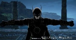 Soul Calibur VI Graf Dumas Mask for Raphael Mod
