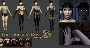 Vampire: The Masquerade - Bloodlines The Golden Rose...