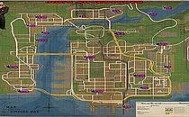 call of duty 2 map, the sims 3, mass effect 2, the darkness, lord of the rings online map, mario 2 map, mercenaries 2 world in flames map, mafia ii wanted poster locations, manhunt 2 map, hearts of iron 3 map, just cause 2 map, metal gear solid 2 map, grand theft auto iii, la noire map, the getaway, dragon's dogma map, halo 2 map, neverwinter nights 2 map, the godfather 2 map, red dead revolver, mafia 3 trailer, kyrat far cry 4 map, fallen angel sacred 2 map, medal of honor, gta 4 map, gta 5 map, saints row 2 map, the elder scrolls v: skyrim, the godfather: the game, scarface: the world is yours, far cry 2, mafia: the city of lost heaven, red dead redemption, on mafia 2 map