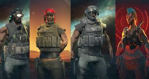 Age of Wonders: Planetfall Colonial Guard Race Mod