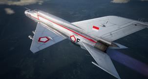 Ace Combat 7: Skies Unknown MiG-21bis AURI Mod