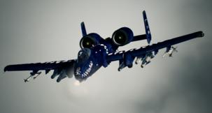Ace Combat 7: Skies Unknown A-10 VARCOLAC -Oruma- Mod