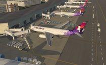 X-Plane 11 Honolulu Intl. - PHNL Mod