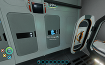 Subnautica Storage Info At a Glance Mod